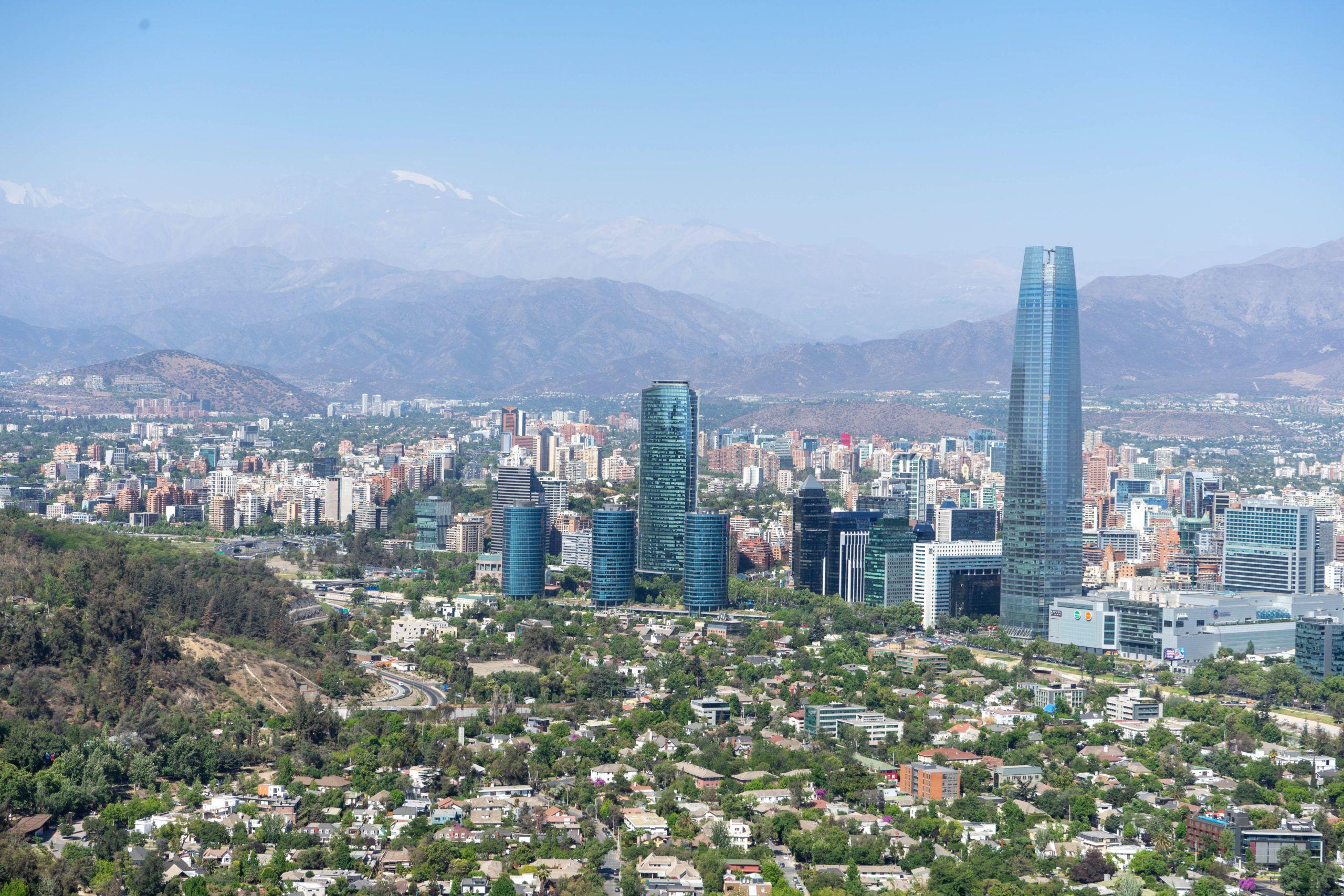 Quelle est la capitale du Chili?