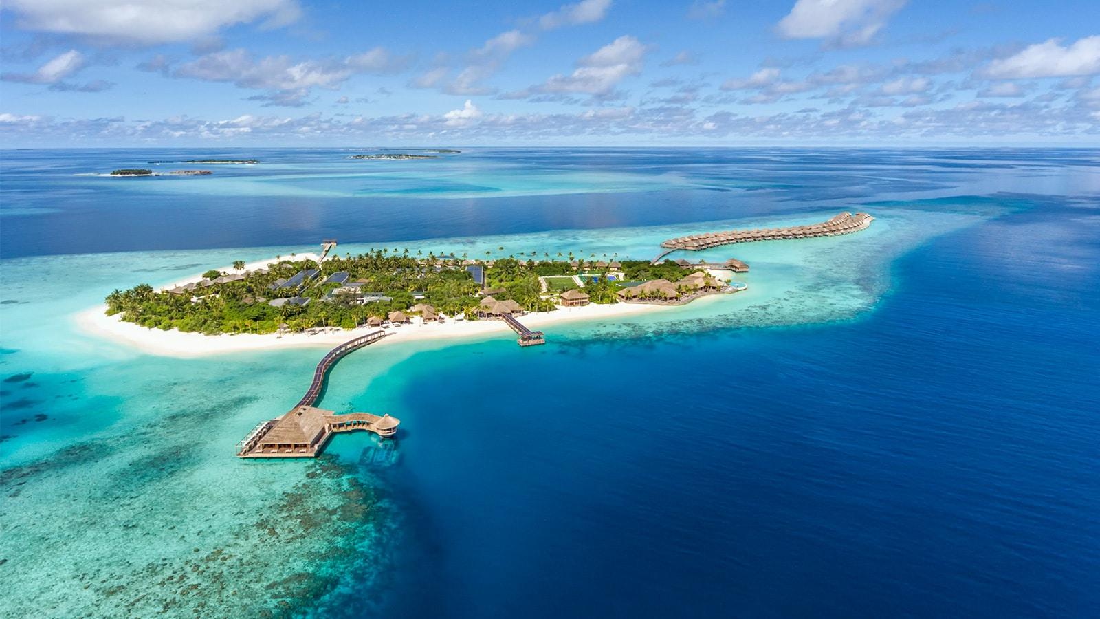 Où atterrir aux Maldives?