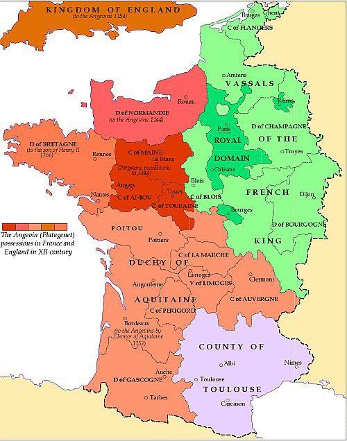Qui a conquis l'Angleterre en 1066?