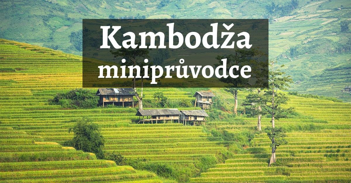 Pourquoi voyager au Cambodge?