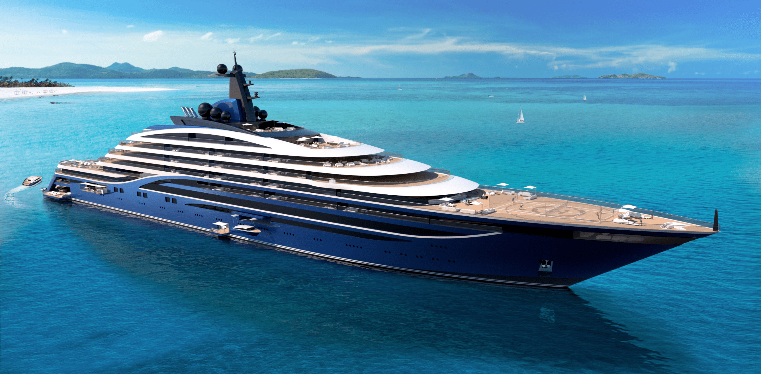 Tout savoir sur le yacht Somnio